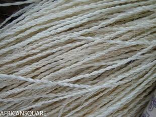 サイザル糸