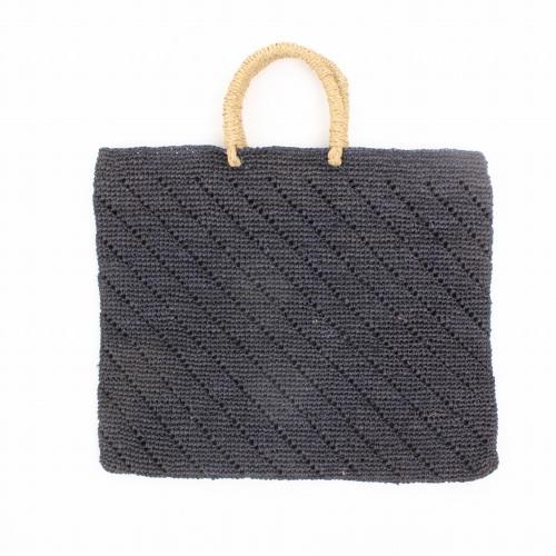 バッグ かぎ 編み かぎ針で作る夏にぴったりなあみあみバッグ10選。全て無料編み方付き